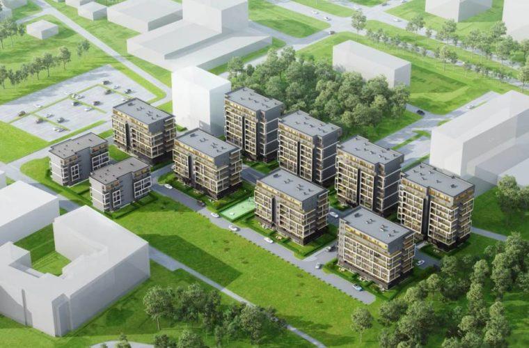 Apartamenty Przybyszewskiego w Krakowie