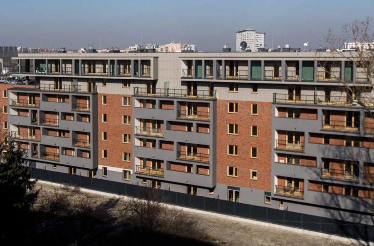 Zbożowa 2A Apartamenty w Krakowie