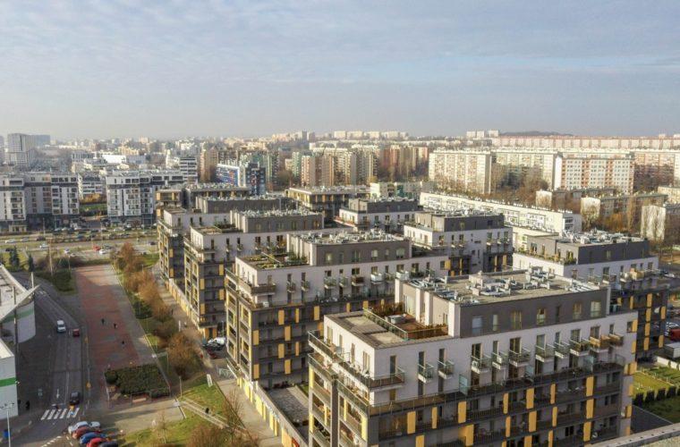 City Towers Czyżyny II w Krakowie